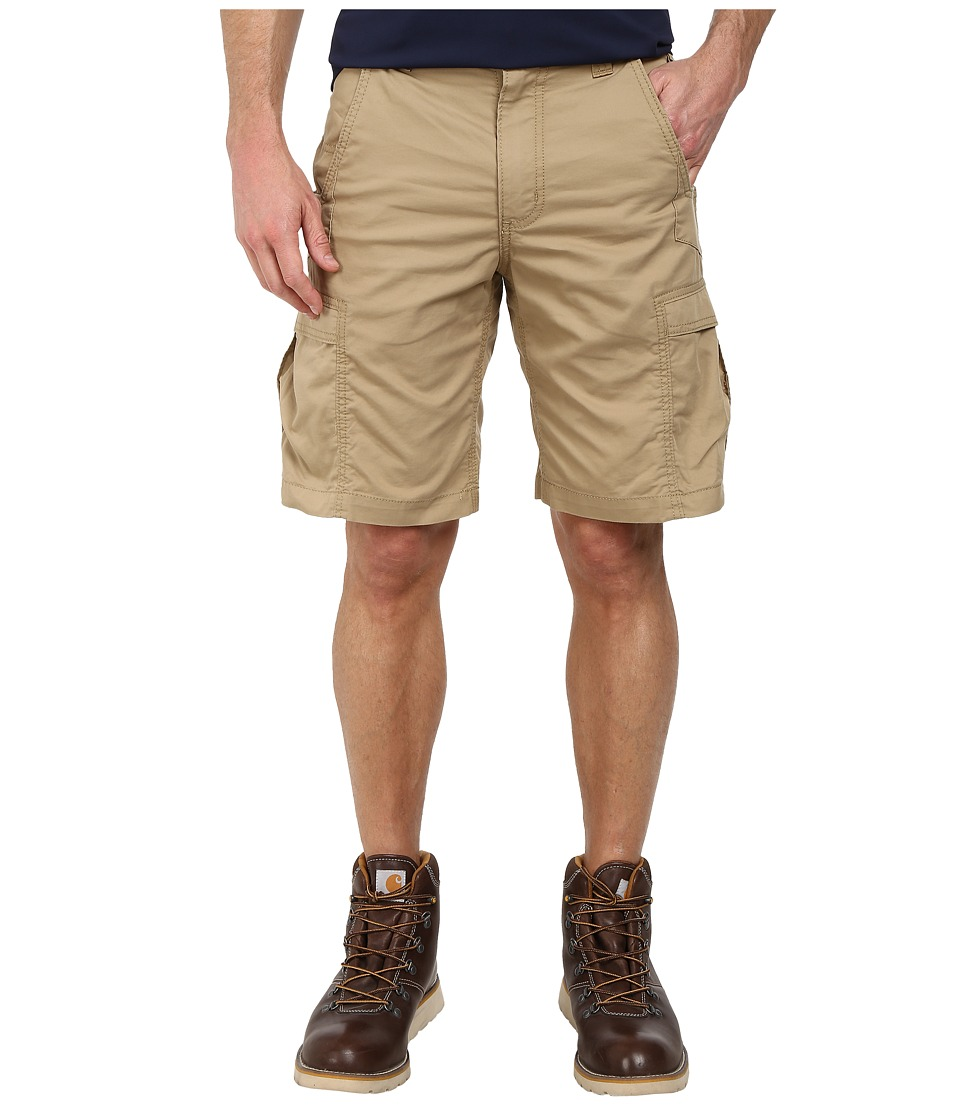 Carhartt - Mobsby Cargo Short (Dark Khaki) Men's Shorts