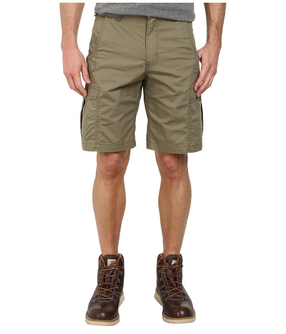 Carhartt - Mobsby Cargo Short (Burnt Olive) Men's Shorts