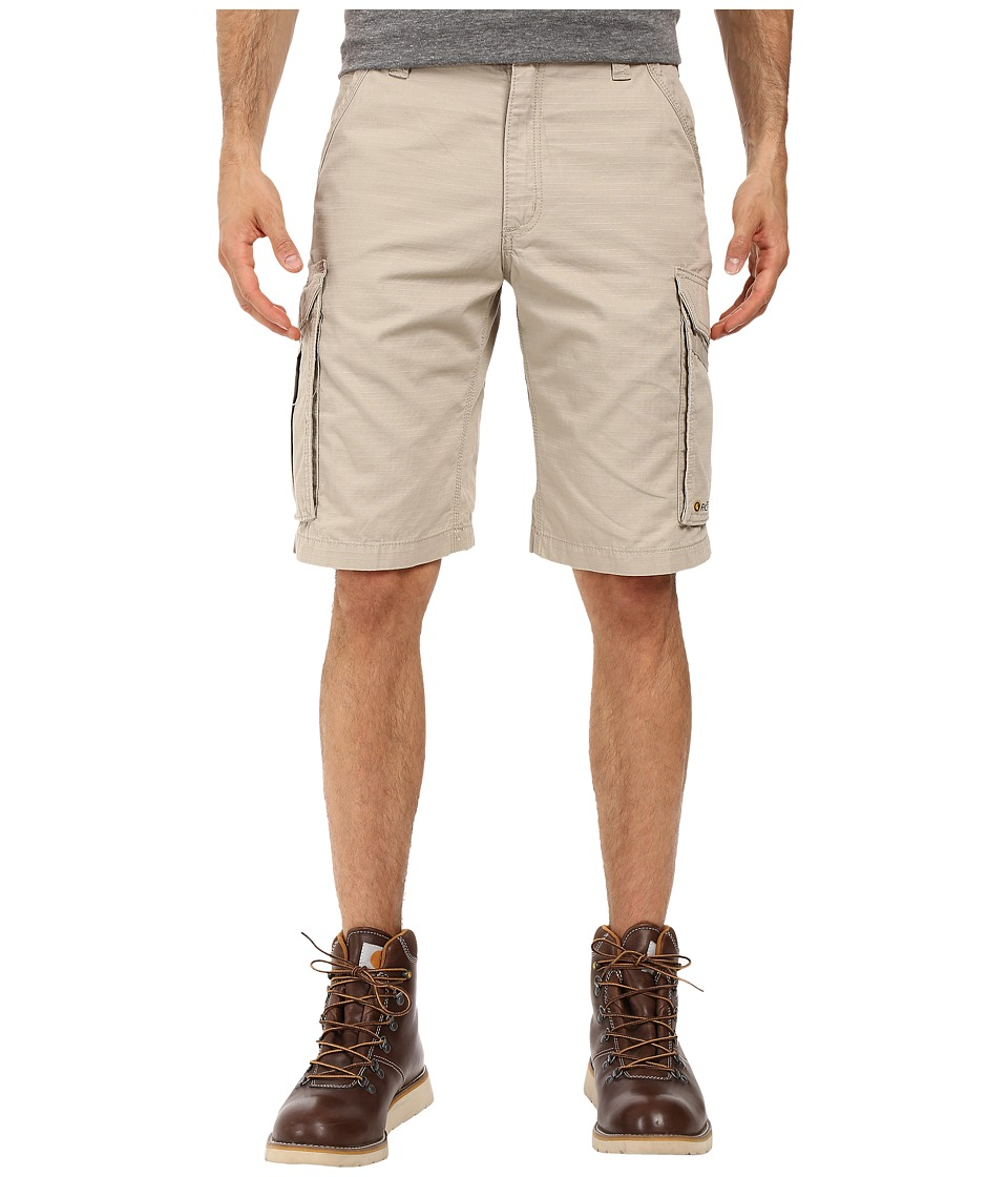 Carhartt - Force Tappen Cargo Short (Tan) Men's Shorts