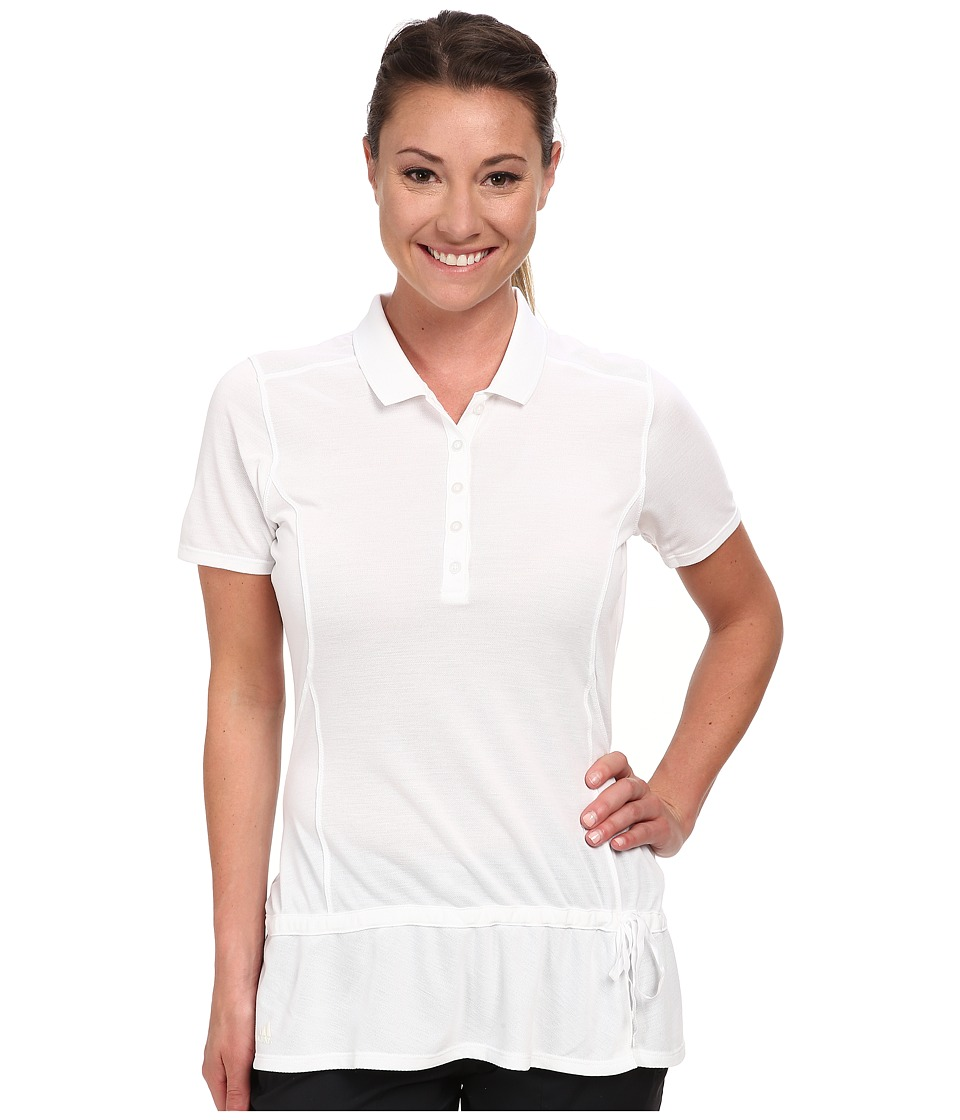 adidas Golf - Climalite Advance Pique Short Sleeve Polo
