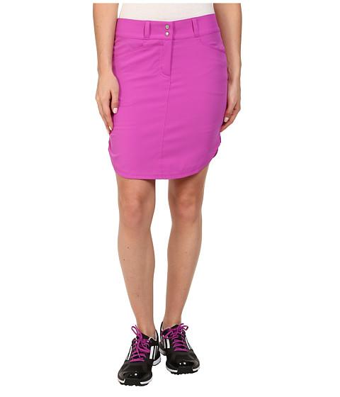 adidas Golf - Essentials 3-Stripes Skort '15 (Flash Pink) Women's Skort