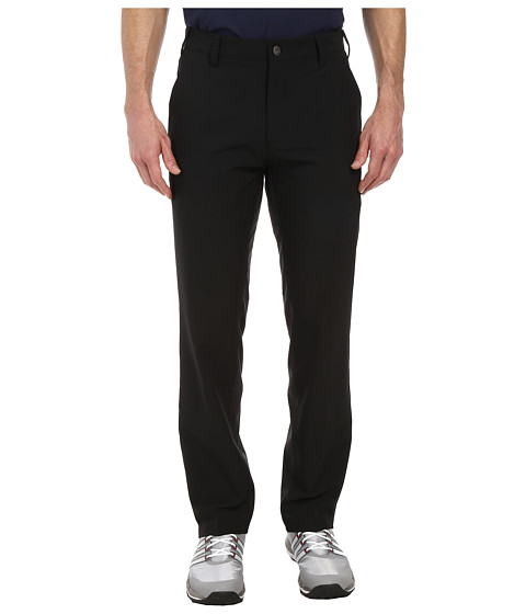 adidas Golf - CLIMACOOL Stretch Airflow Pant (Black) Men's Casual Pants