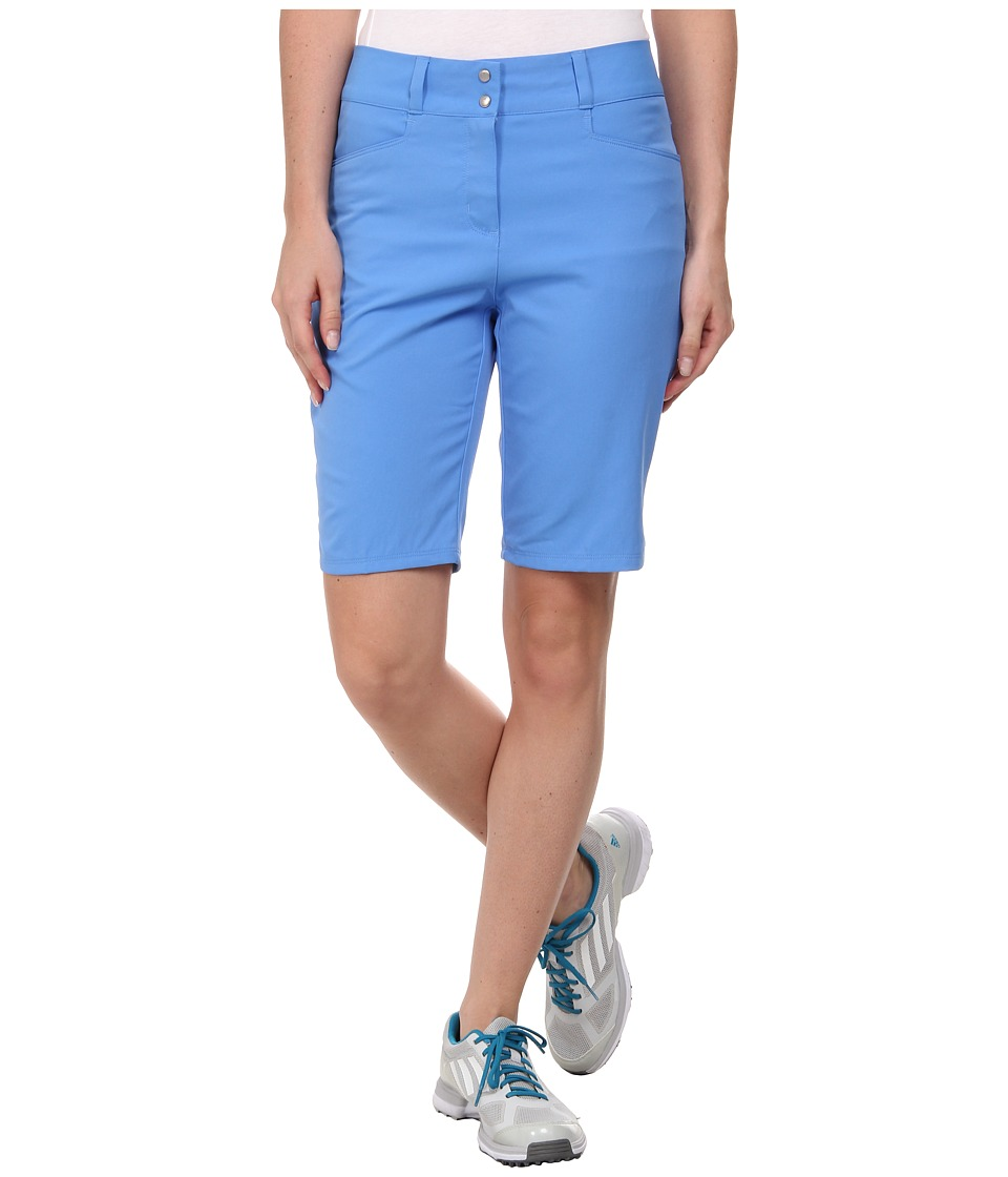 adidas Golf - Essentials Lightweight Bermuda Short '15 (Chambray 2) Women's Shorts