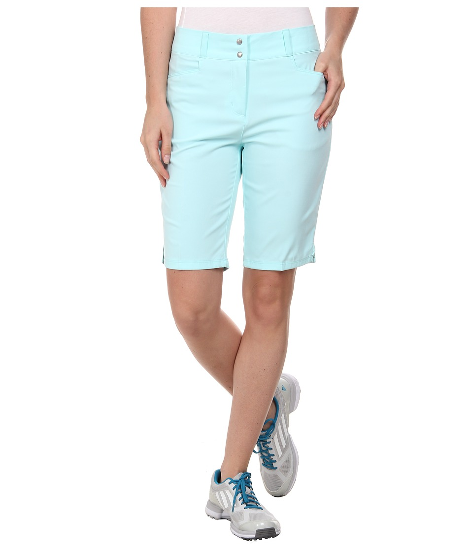 adidas Golf - Essentials Lightweight Bermuda Short '15 (Clear Aqua) Women's Shorts