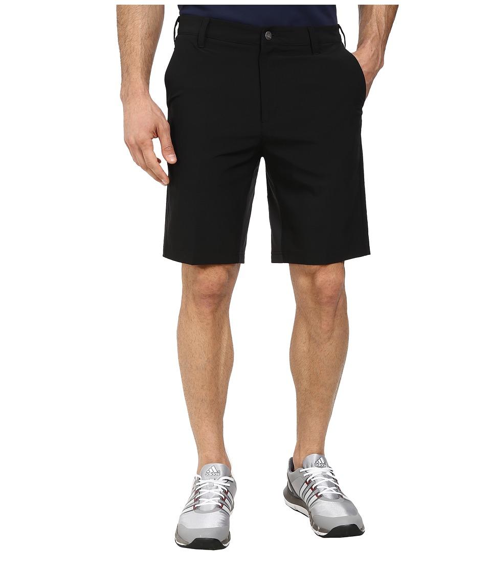 adidas Golf - CLIMACOOL Stretch Airflow Short (Black) Men's Shorts