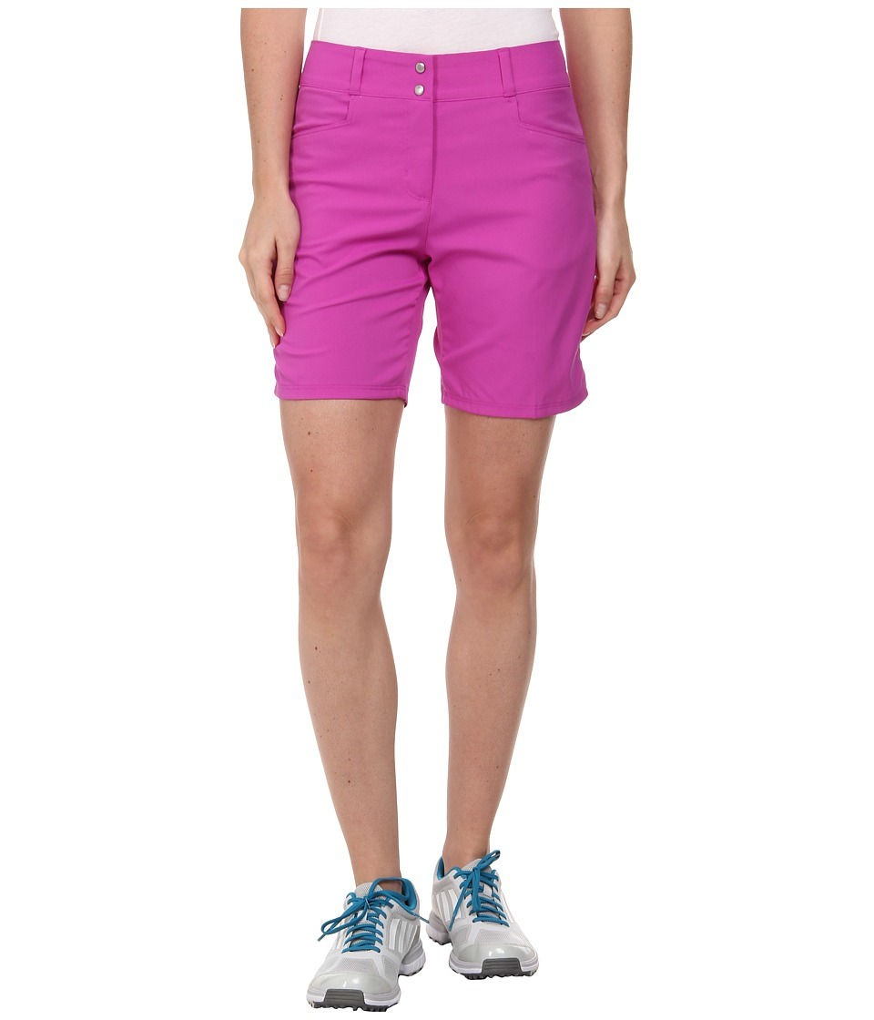 adidas Golf - Essentials 7 Short '15 (Flash Pink) Women's Shorts