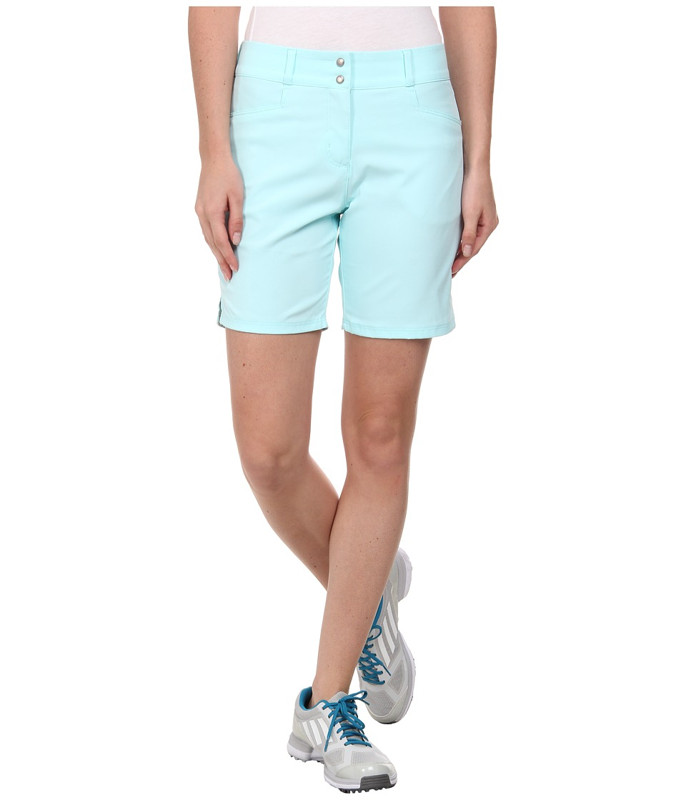 adidas Golf - Essentials 7 Short '15 (Clear Aqua) Women's Shorts