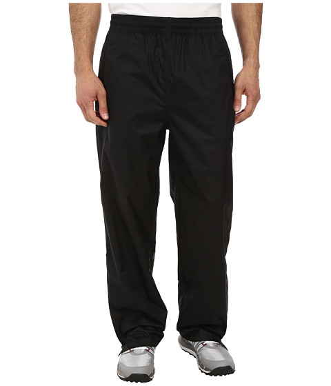 adidas Golf - CLIMASTORM Essential Packable Rain Pant (Black) Men's Casual Pants