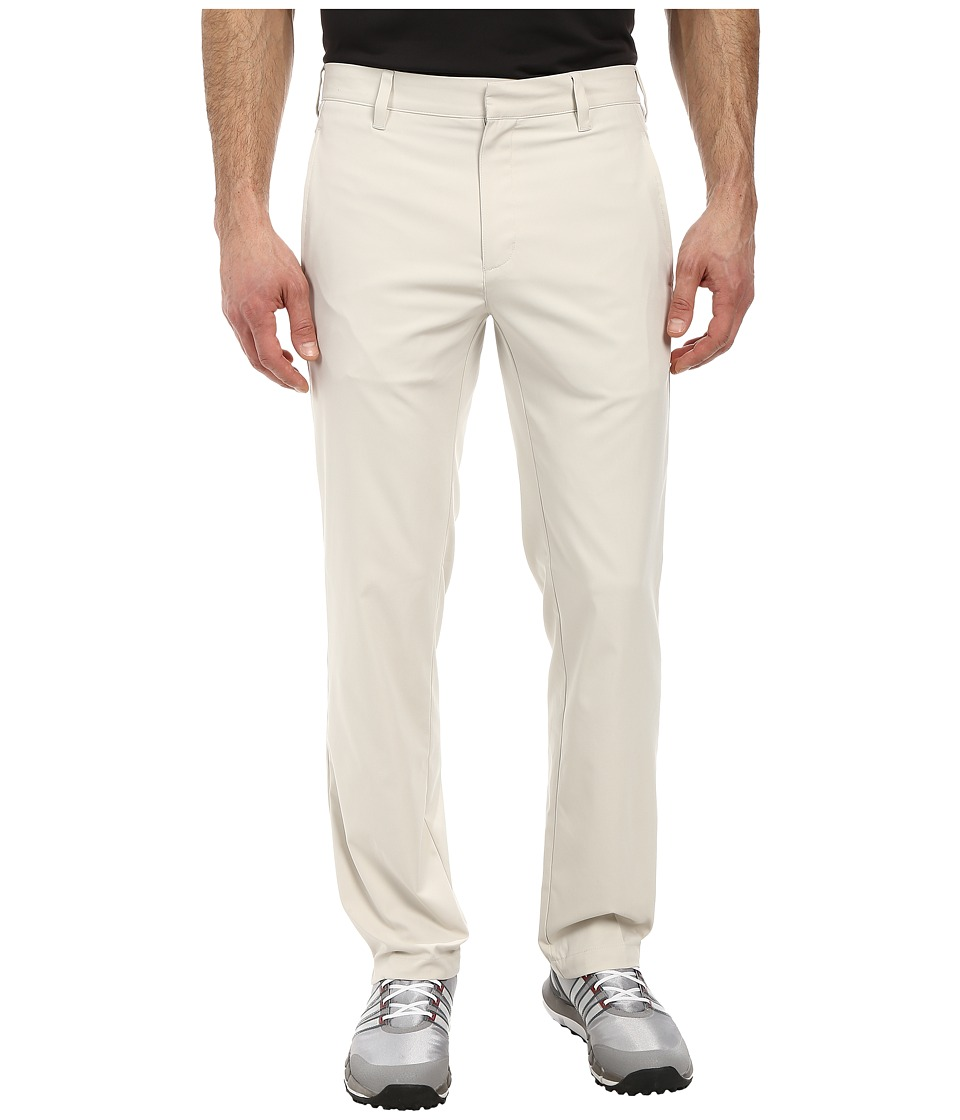 adidas Golf - Puremotion Stretch 3 Stripes Pant (Ecru/Ecru) Men's Casual Pants
