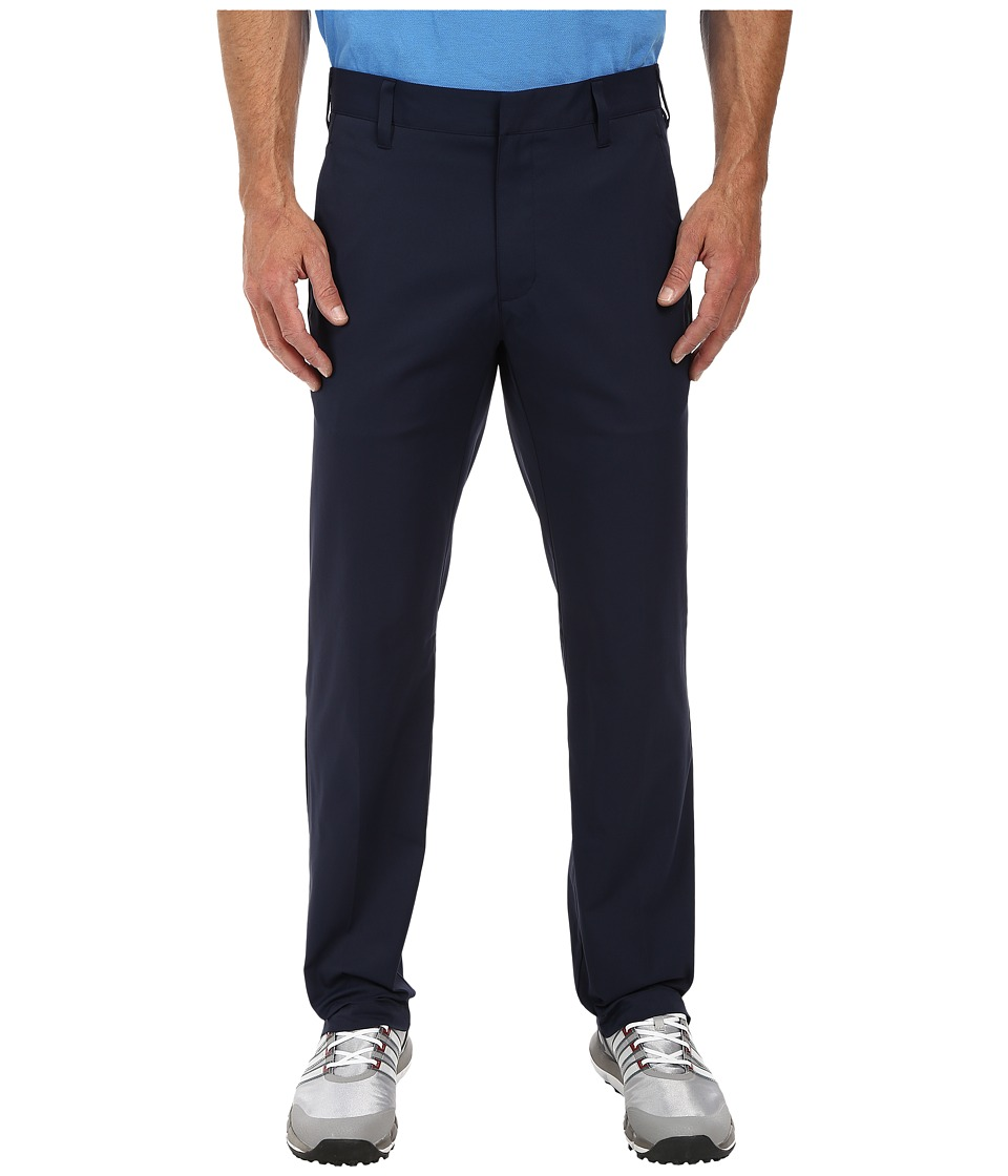 adidas Golf - Puremotion Stretch 3 Stripes Pant (Navy/Navy) Men's Casual Pants