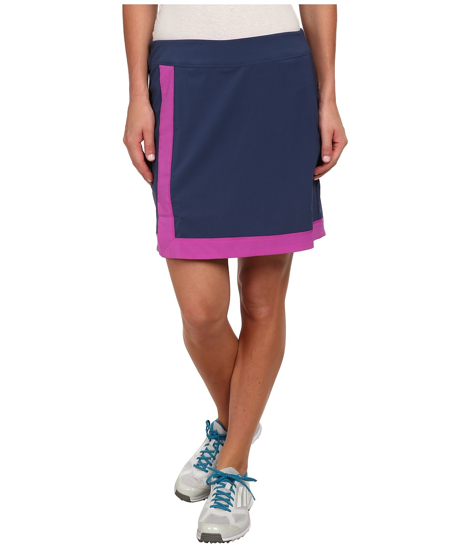adidas Golf - Tour Geo Skort '15 (Midnight Ink) Women's Skort