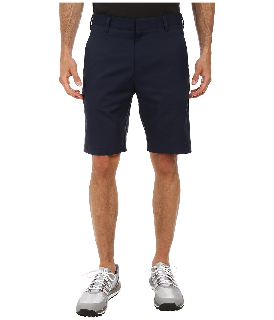 adidas Golf - Puremotion Stretch 3 Stripes Short (Navy/Navy) Men's Shorts