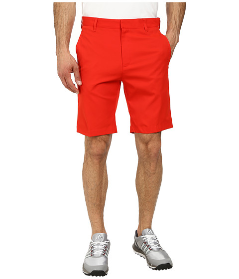 adidas Golf - Puremotion Stretch 3 Stripes Short (Red/Night Marine) Men's Shorts