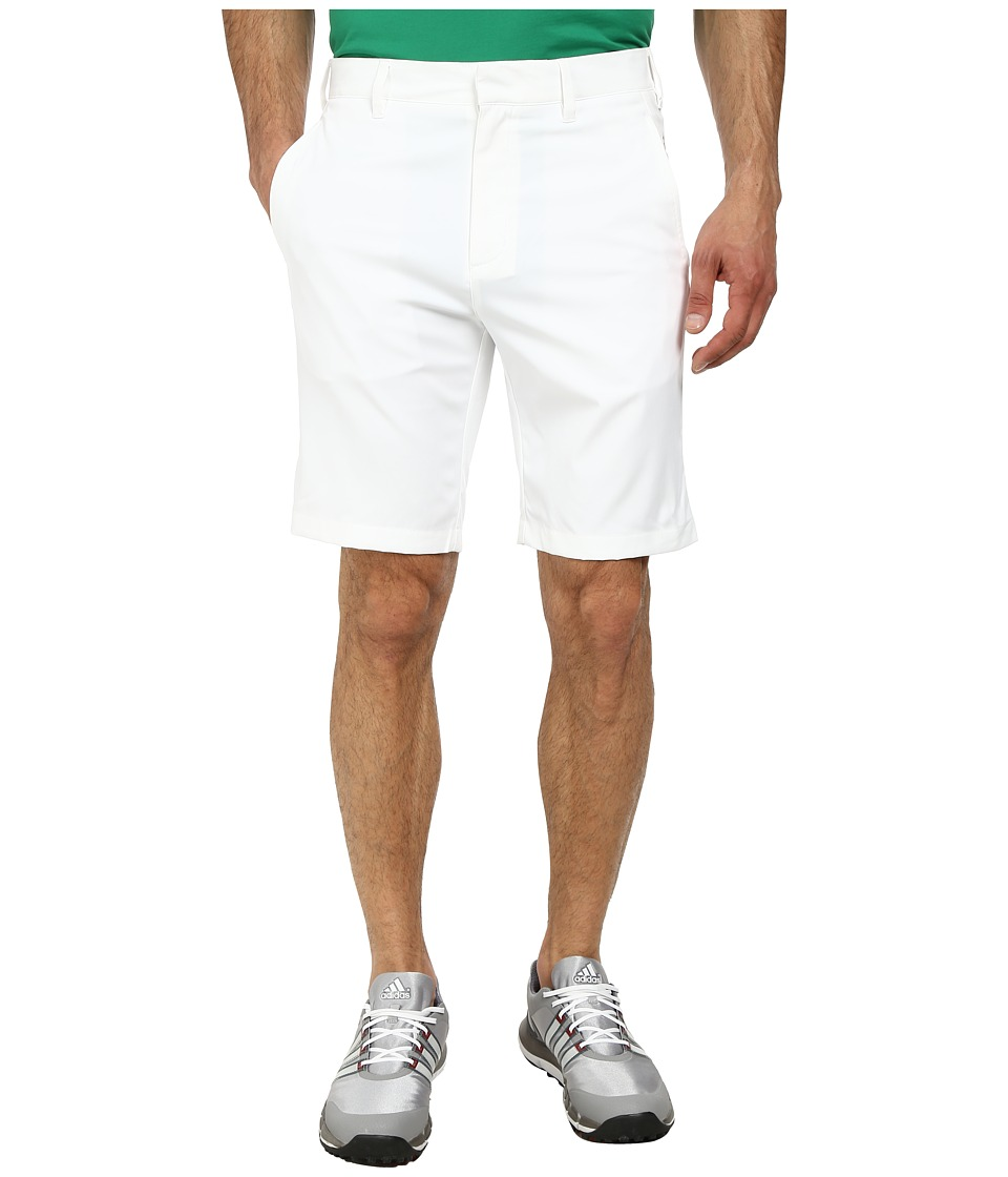 adidas Golf - Puremotion Stretch 3 Stripes Short (White/Black) Men's Shorts