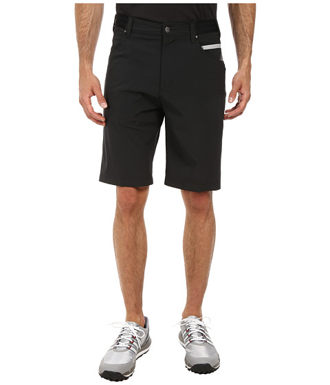 adidas Golf - Puremotion Stretch Comfort Short (Black) Men's Shorts