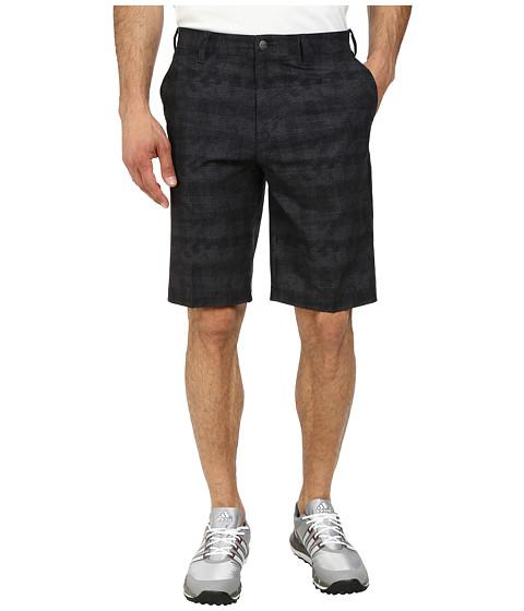 adidas Golf - Puremotion Stretch Graphic Short (Bold Onix) Men's Shorts