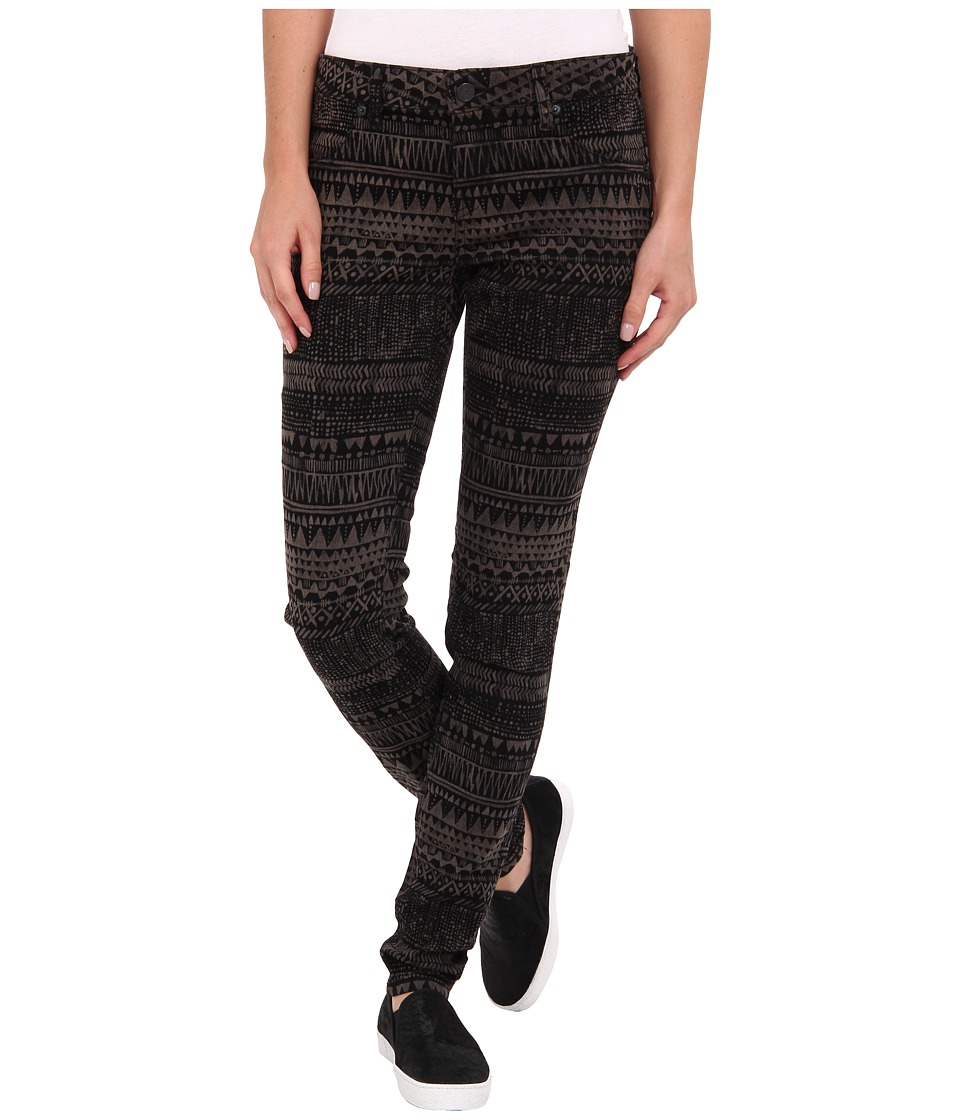 Volcom - Liberator Legging (Black Print) Women's Casual Pants