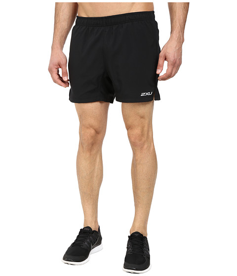 2XU - X Movement Short (Black/Black) Men's Shorts