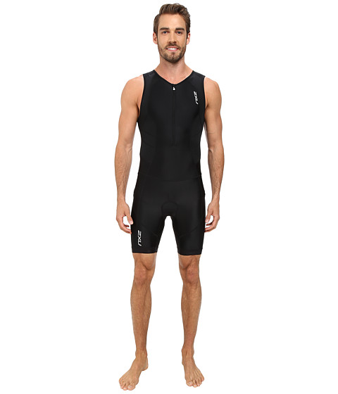 2XU - Perform Trisuit (Black/Black) Men's Race Suits One Piece