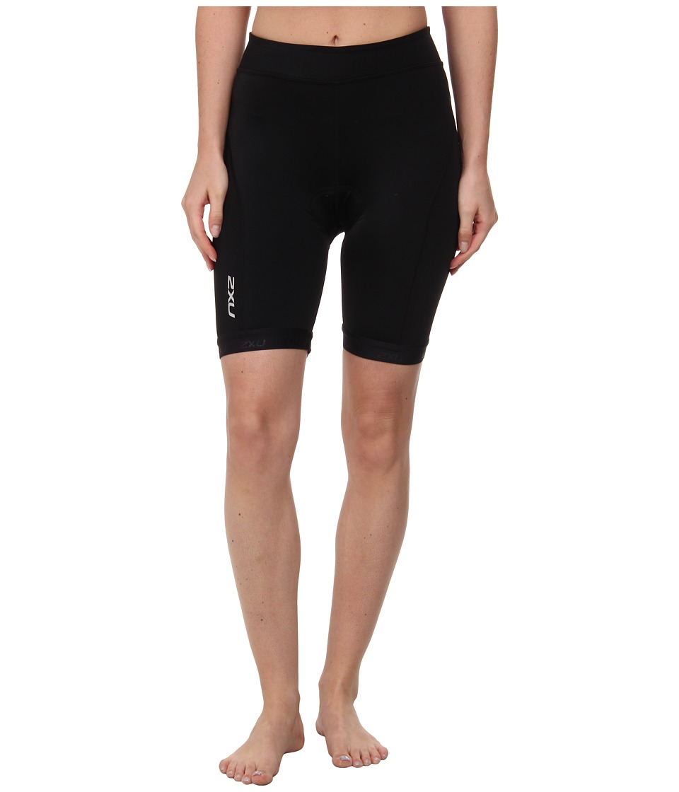 2XU - G:2 Active Tri Short (Black/Black) Women's Shorts