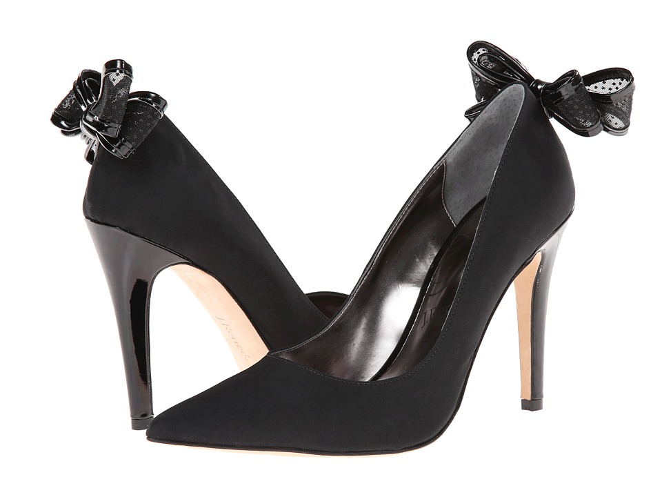 J. Renee - Kete (Black Patent) High Heels