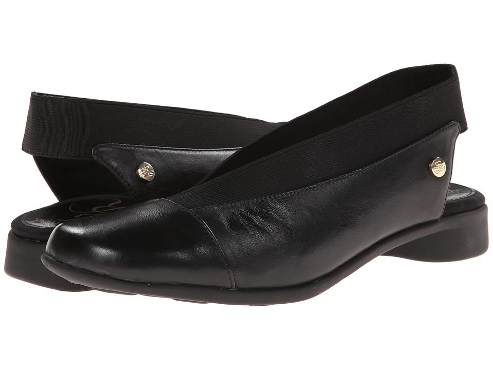 J. Renee - Niro (Black Leather) Women