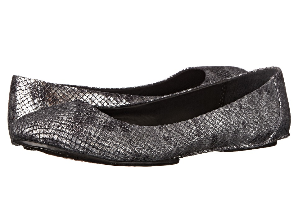 Born - Stowaway II - Crown Collection (Fumo Snake Metallic) Women's Flat Shoes