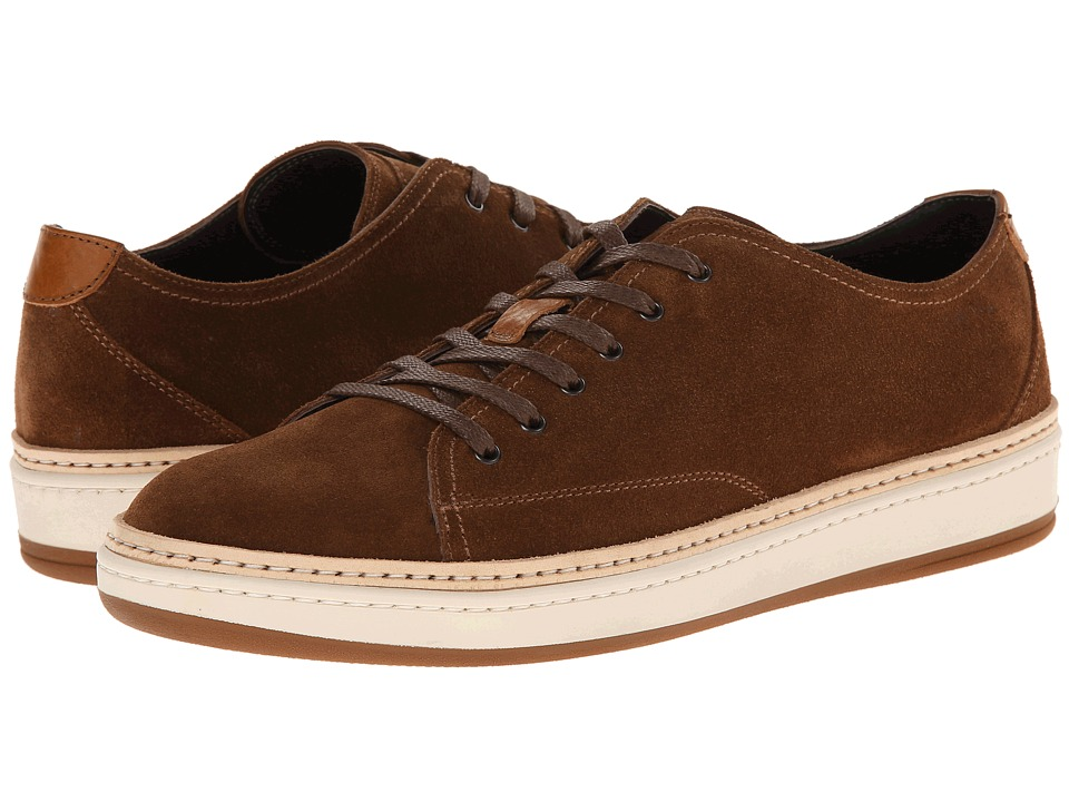 To Boot New York - Geoffrey (Cigaro/Cuoio Softy) Men's Shoes