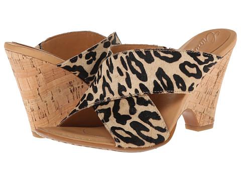 Born - Karalyn - Crown Collection (Tan Hair Calf) High Heels