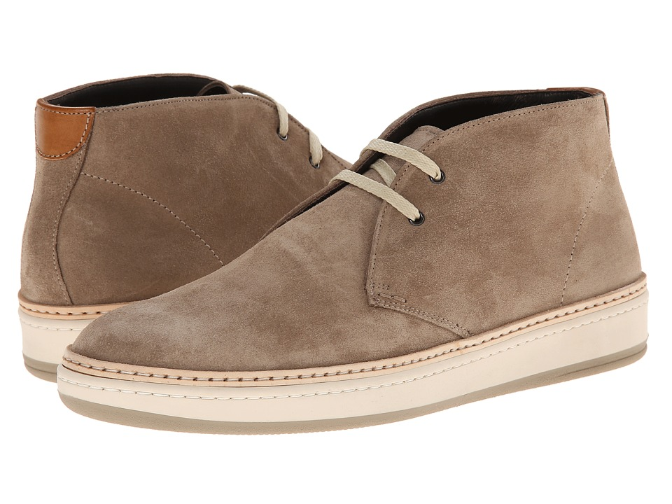 To Boot New York - Layton (Flint/Cuoio Softy) Men's Shoes