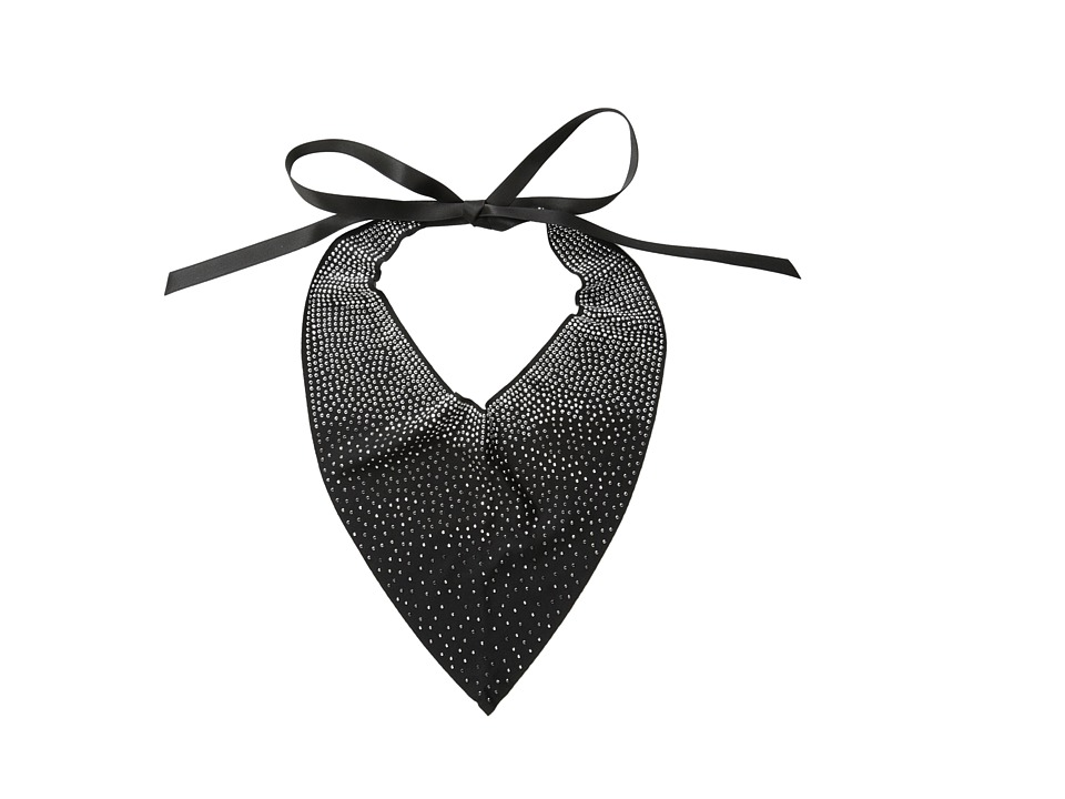 Wolford - Precious Collar (Black) Scarves