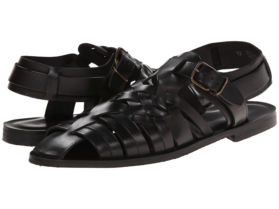 To Boot New York - Panama (Black Vacchetta) Men