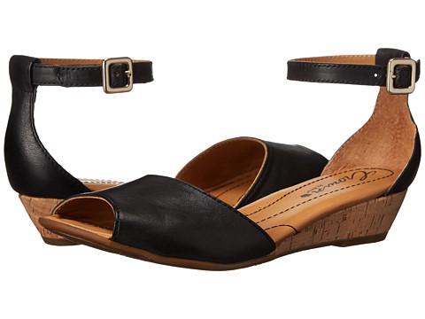 Born - Brinley - Crown Collection (Black Vegetable) Women's Sandals