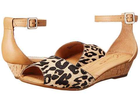 Born - Brinley - Crown Collection (Tan Hair Calf Combo) Women's Sandals
