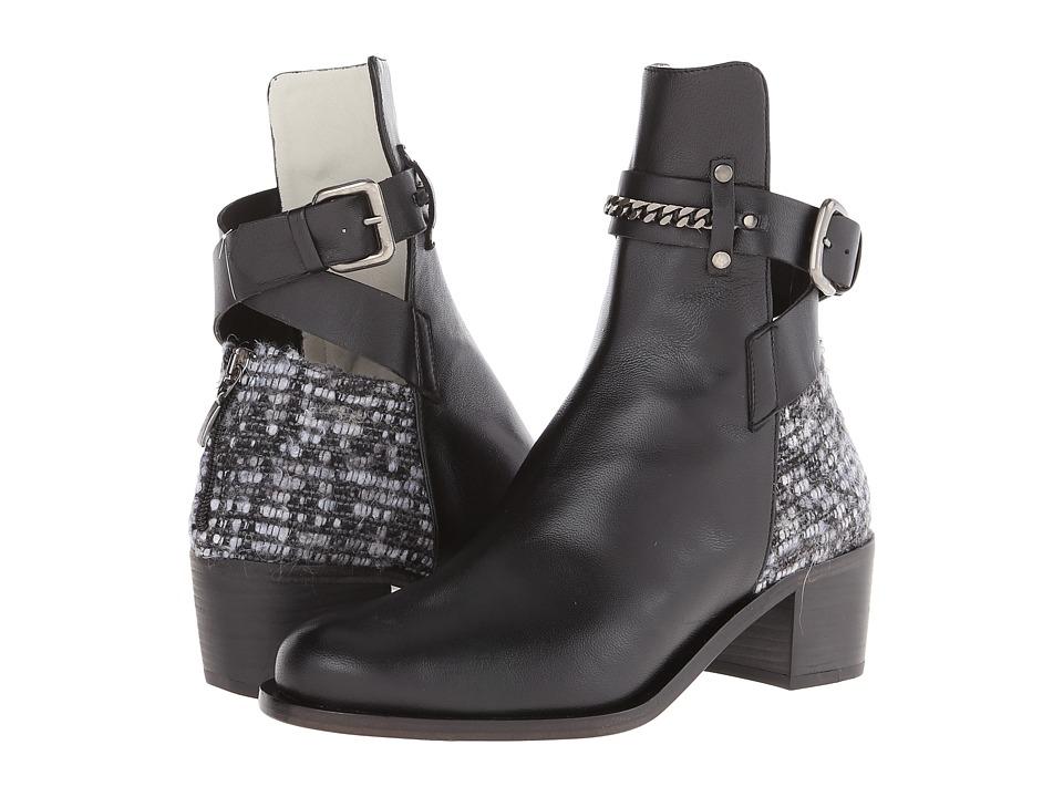 Plomo - Bernadette (Black Nappa Lea) Women's Boots