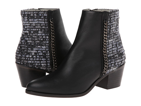 Plomo - Poppy (Black Nappa Lea) Women's Boots