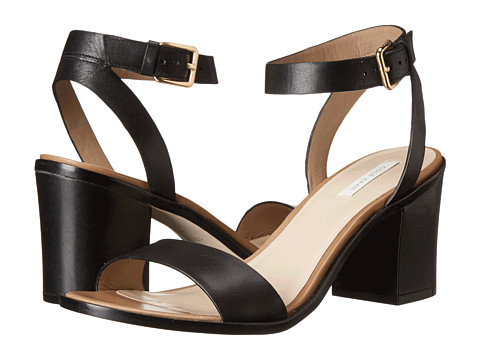 Cole Haan - Cambon Mid Sandal (Black) High Heels