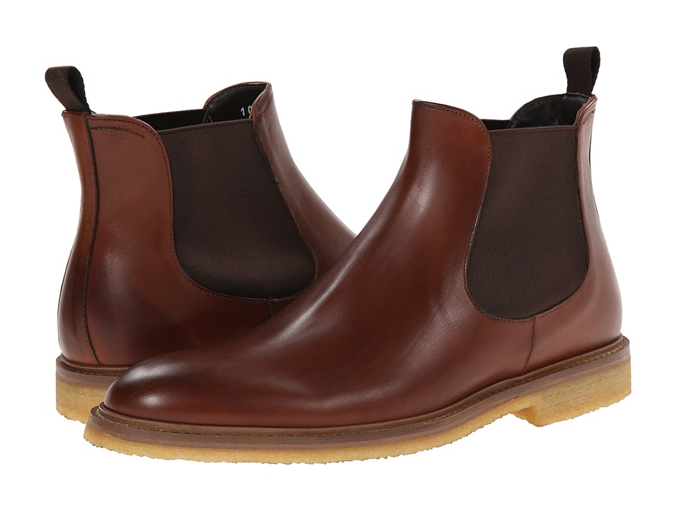 To Boot New York - Drummond (Cognac Roma) Men's Shoes