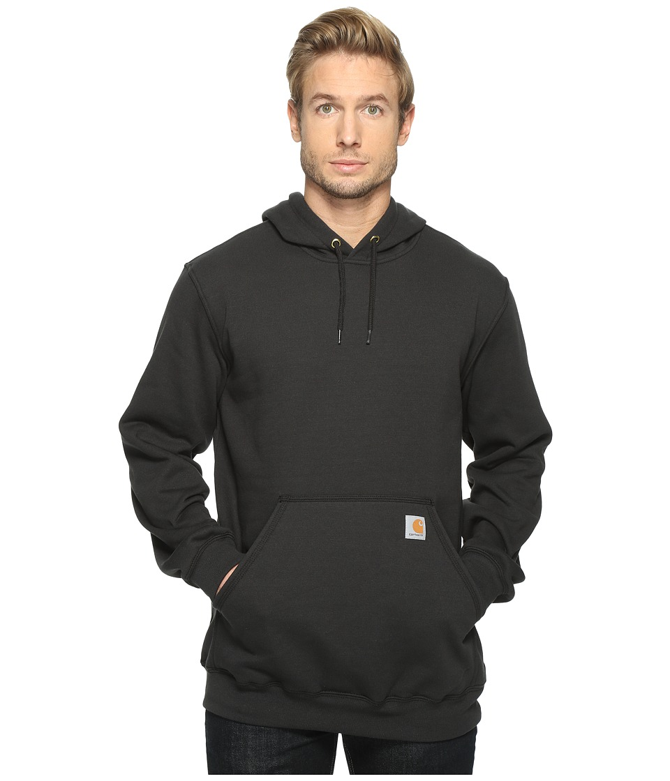 Carhartt - MW Hooded Sweatshirt (Black) Men's Sweatshirt