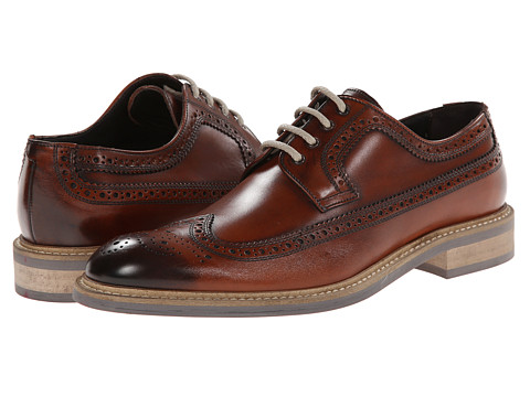 To Boot New York - Glyndon (Cognac Praga) Men's Shoes