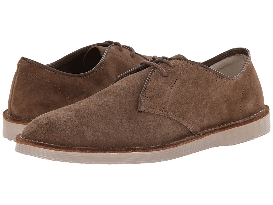 Clarks - Darning Walk (Brown Suede) Men's Shoes