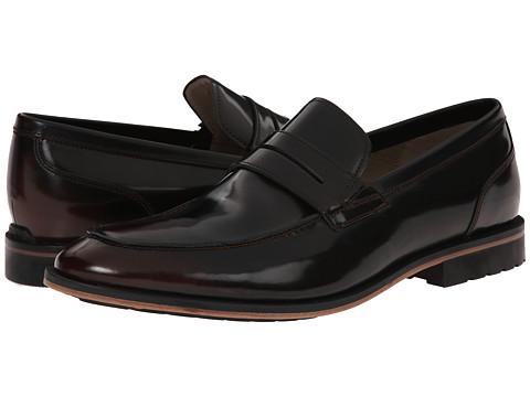 Clarks - Gatley Step (Chestnut Leather) Men