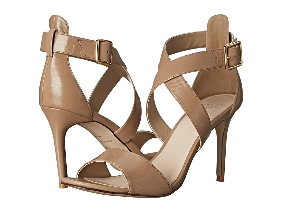 Cole Haan - Equina Sandal (Maple Sugar) High Heels
