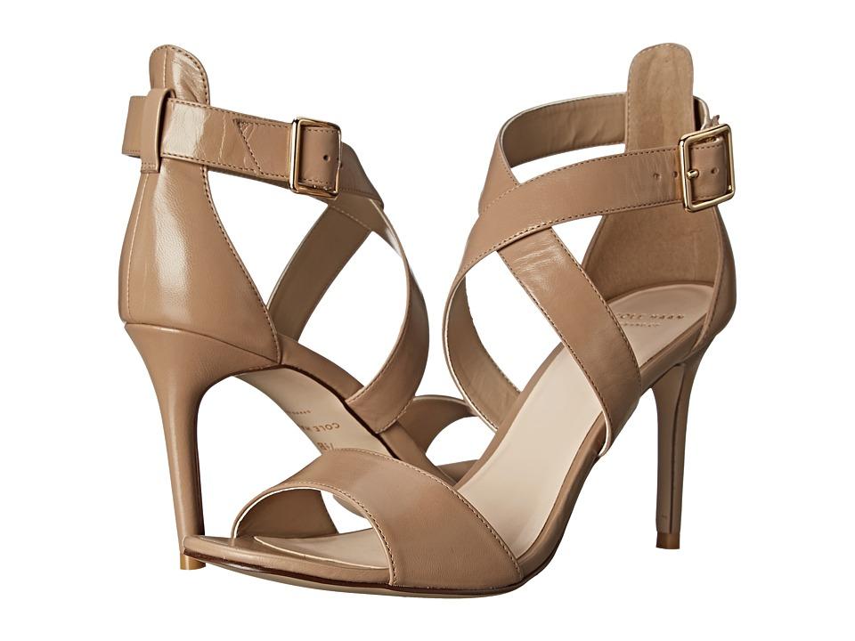 Cole Haan - Equina Sandal (Maple Sugar) High Heels