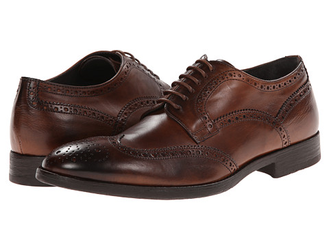 To Boot New York - Benton (Cognac) Men's Shoes