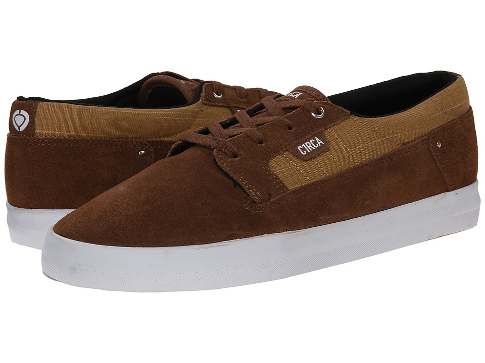 Circa - Lancer (Espresso/White) Men's Shoes