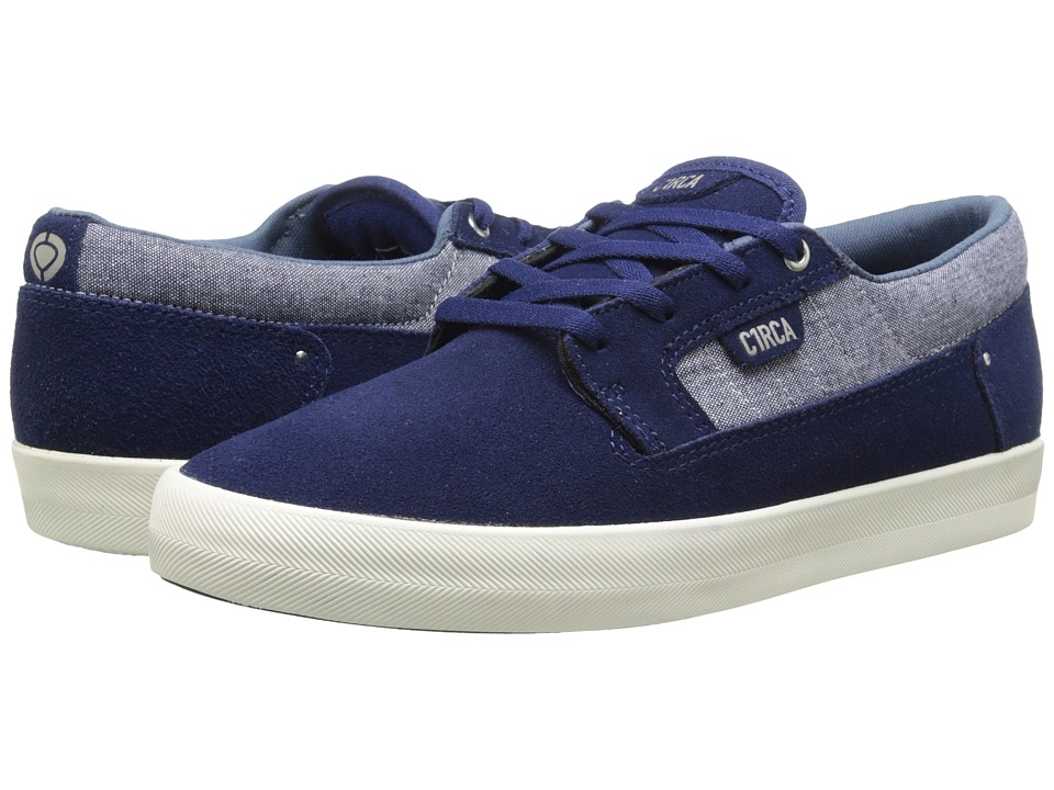 Circa - Lancer (Deep Sea/Chambray) Men's Shoes