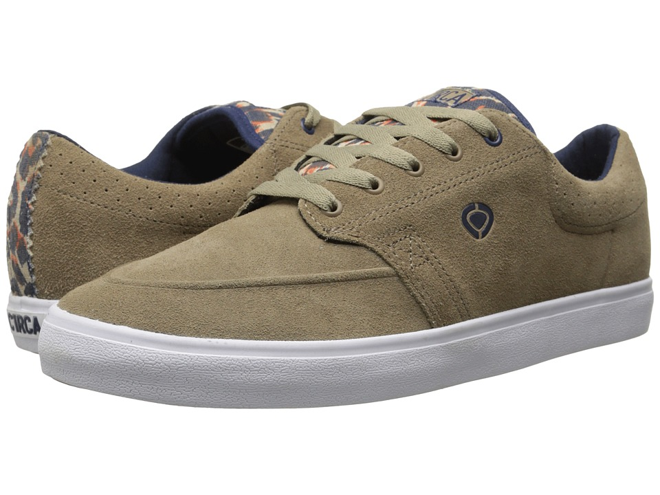 Circa - Transit (Mink/Regal Blue) Men's Skate Shoes