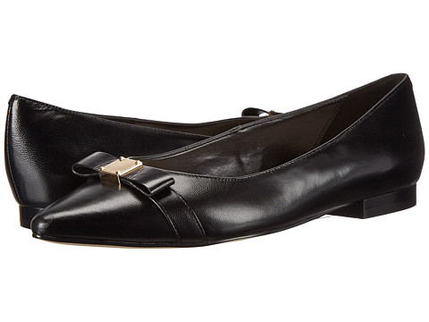 Cole Haan - Juliana Bow Flat (Black) Women