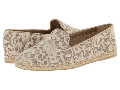 Cole Haan - Palermo Espadrille (Metallic Lace) Women's Slip on Shoes